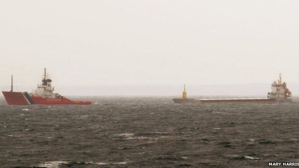 An MV Herakles