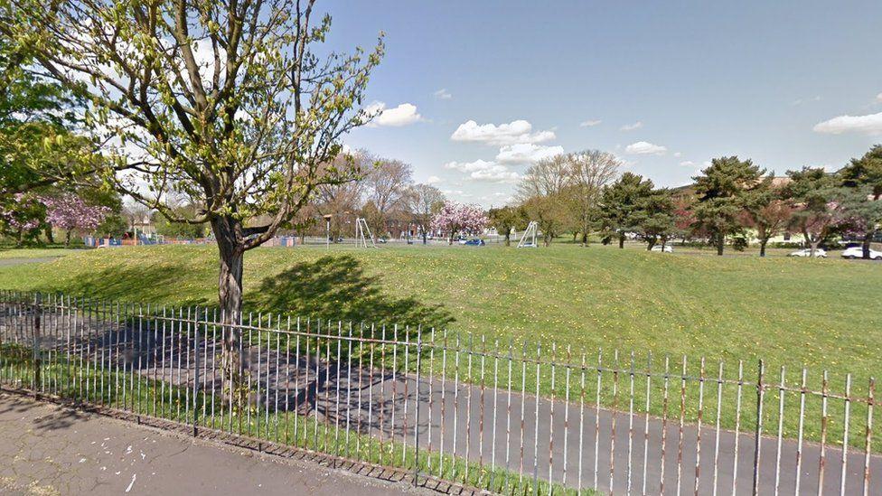 Kirkup Gardens in Wythenshawe