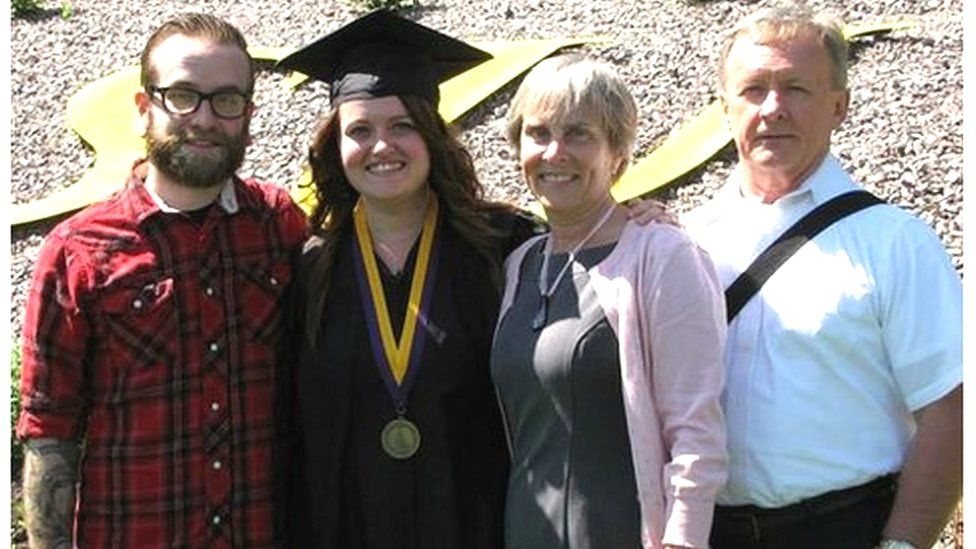 Sarah Jesseman hasn't spent the holidays with her family since graduating from university three years ago. But that will change this year