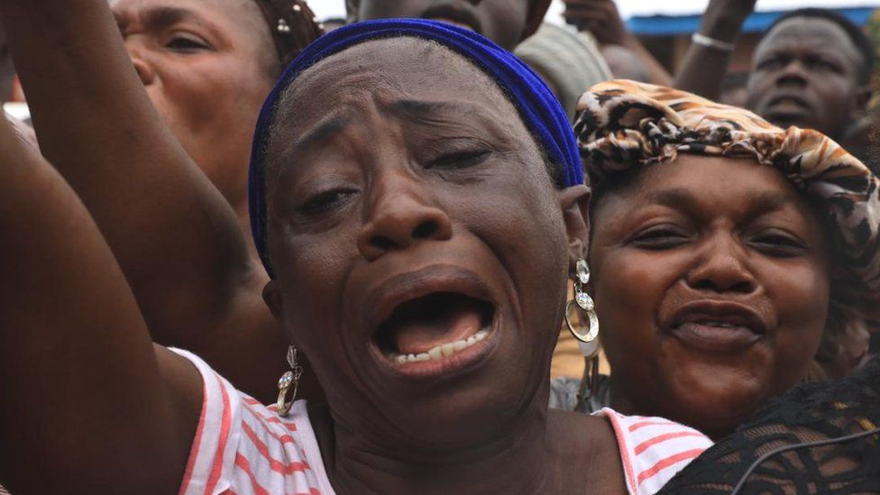 Funeral rites for the pastor are also happening in his hometown of Arigidi-Akoko in Ondo state