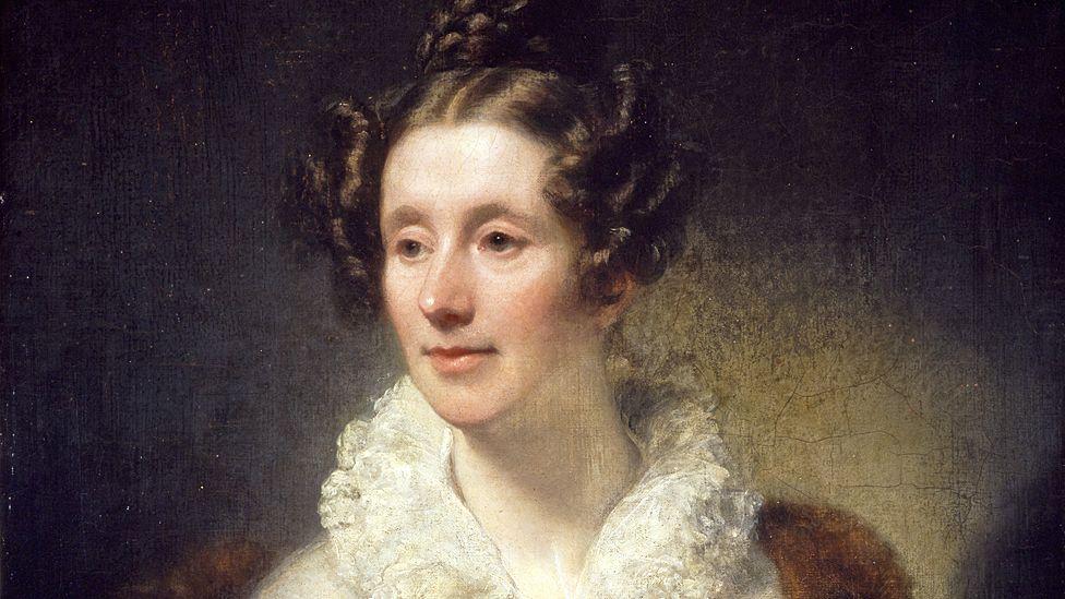 Mary Somerville portrait