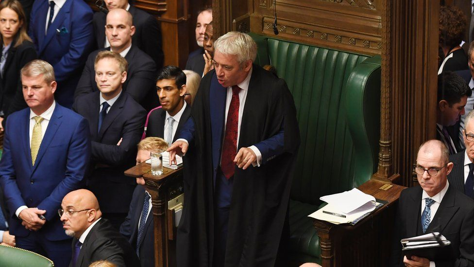 Saturday's Brexit vote in Parliament: What happens now?