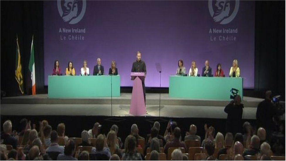 Sinn Féin conference