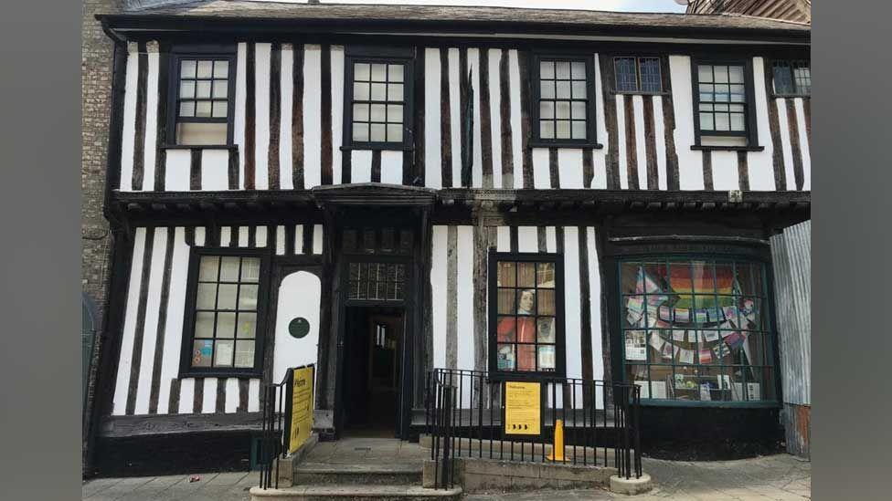 Ancient House Museum, Thetford