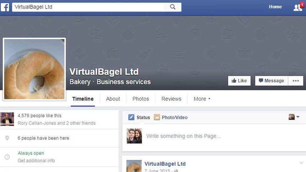 VirtualBagel