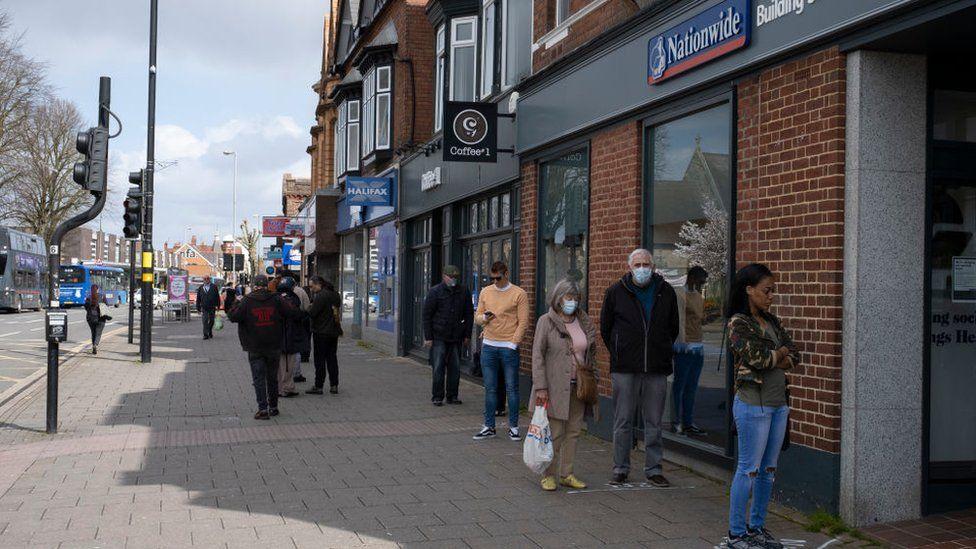 High street banks in Birmingham