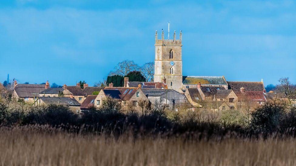 St Mary the Virgin, Charlton-on-Otmoor, Oxfordshire.