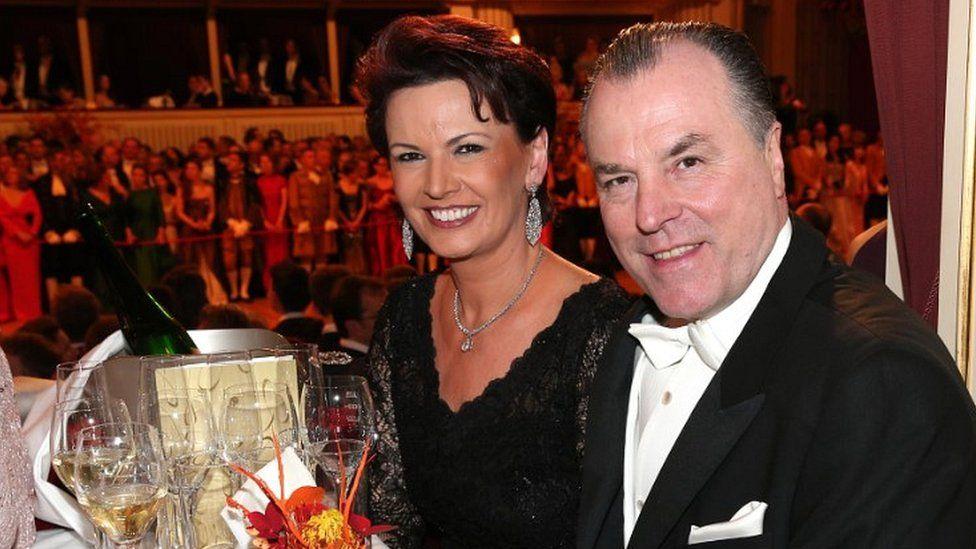 Margit and Clemens Tönnies, Feb 2019