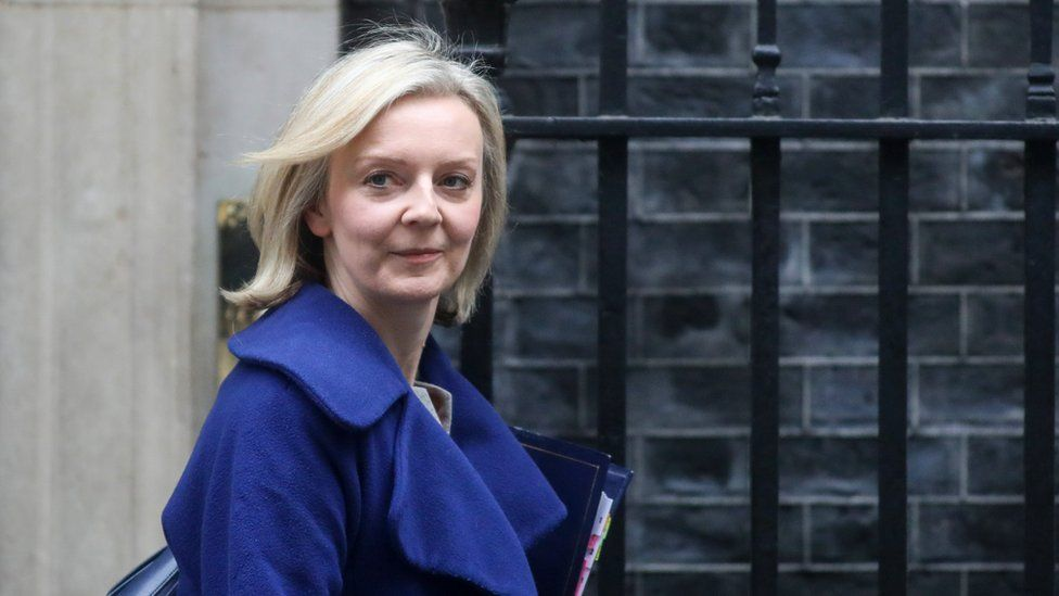Liz Truss, Justice Secretary