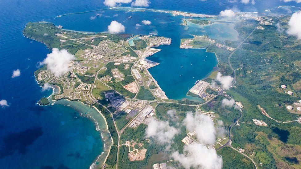 quân sự hải quân của Hoa Kỳ tại Guam