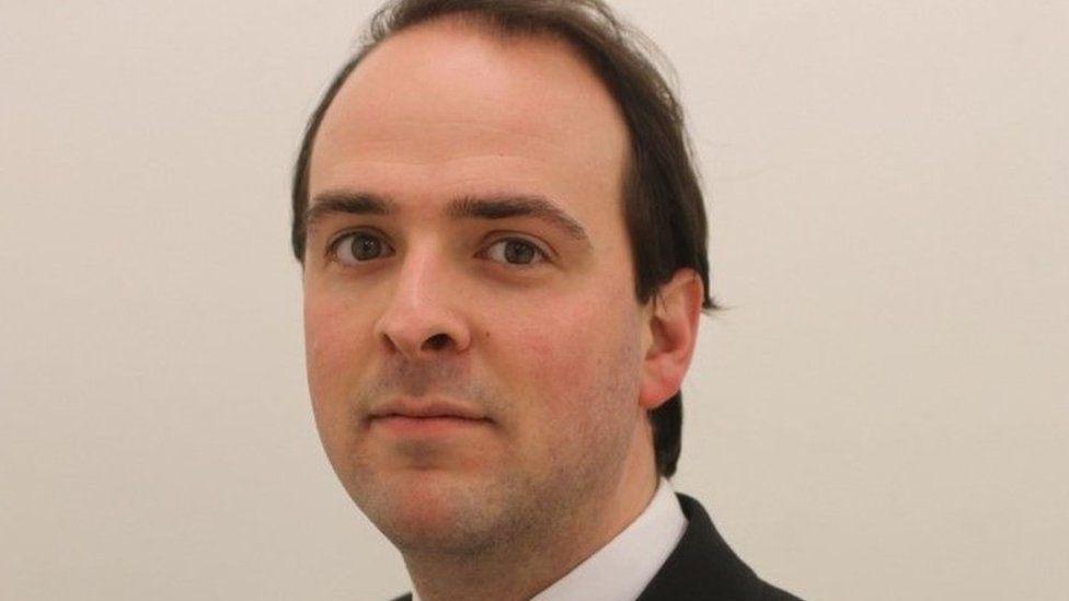 Richard Holden MP