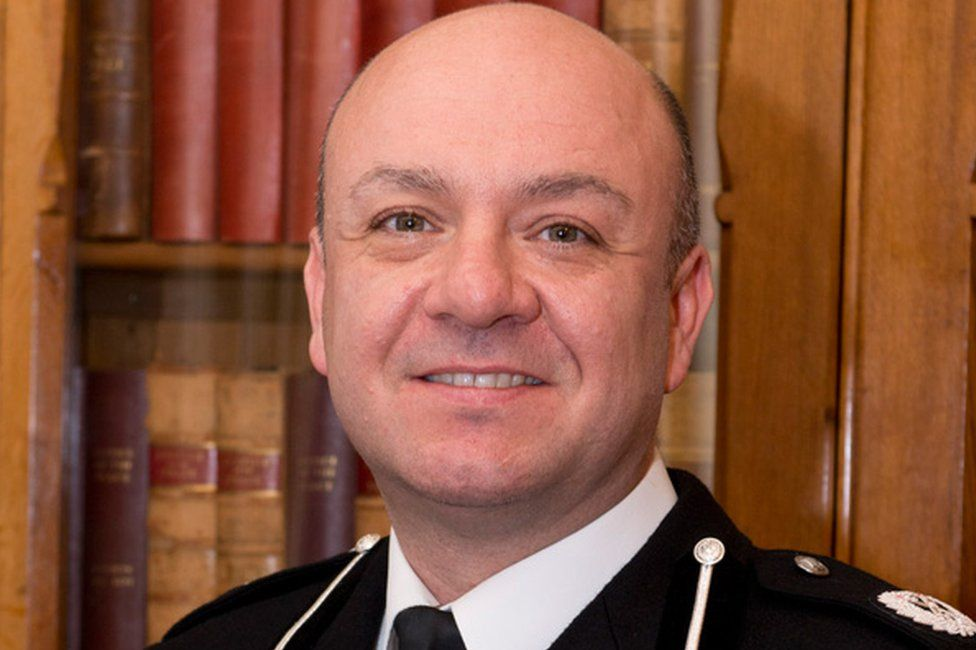 Assistant Chief Constable Andy Battle
