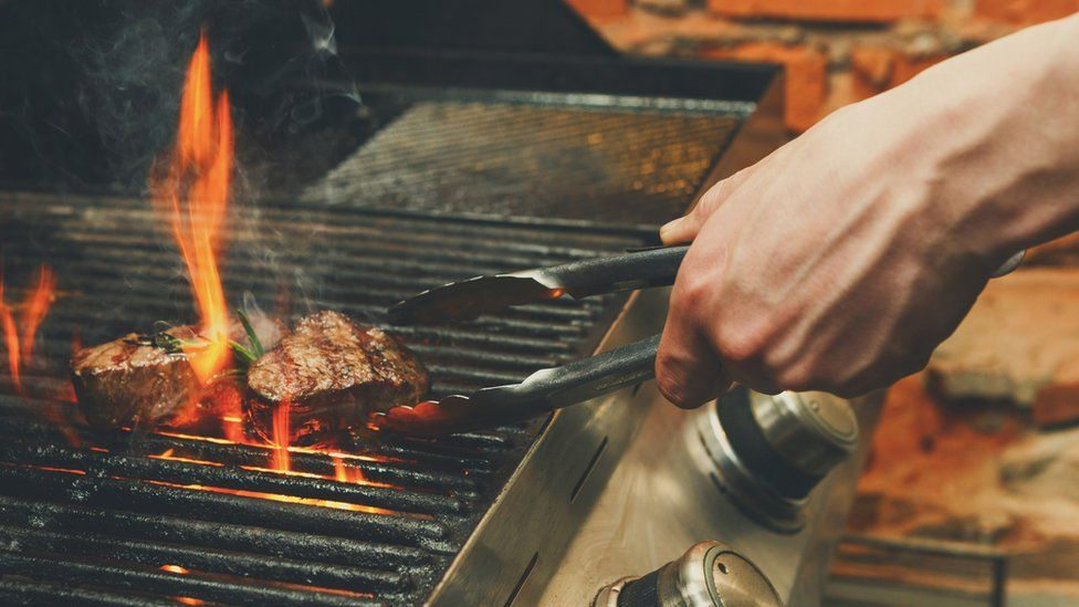 Australian woman sues neighbours over barbecue use