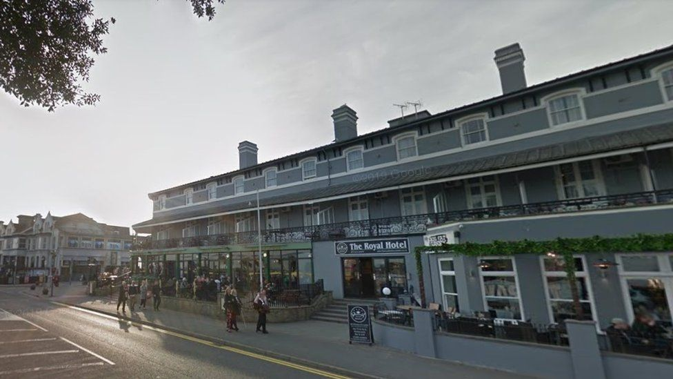 Royal Hotel, Clacton