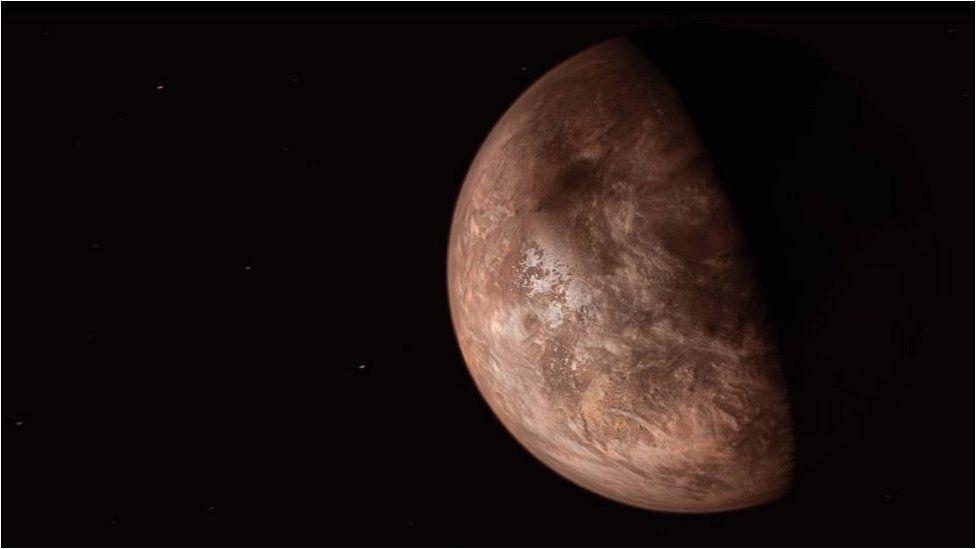 Supertierra de Barnard: cómo es el exoplaneta descubierto en la órbita de la estrella aislada más cercana al sistema solar