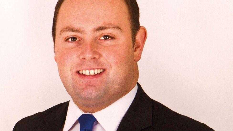 David Mackintosh, former Conservative MP for Northampton South