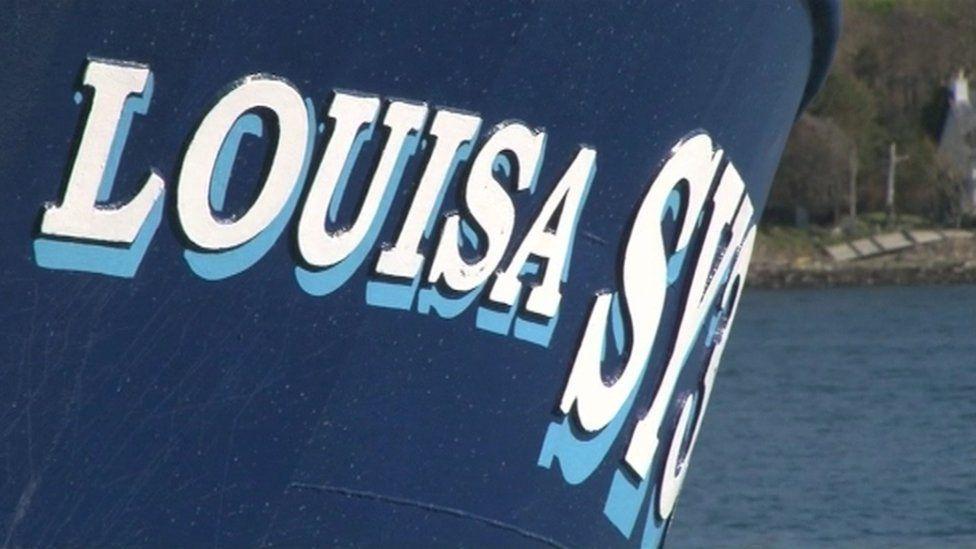Fishing boat Louisa