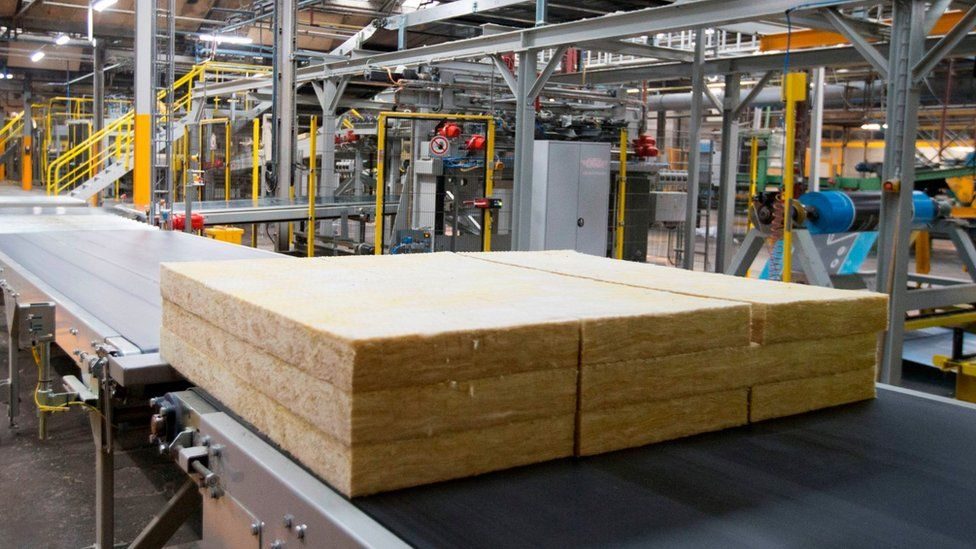 Superglass factory in Stirling after completion of upgrade