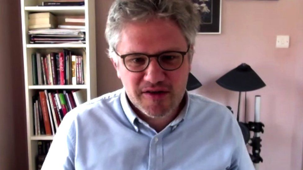 Prof Christophe Fraser