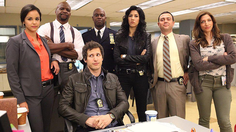 Cast of Brooklyn Nine-Nine