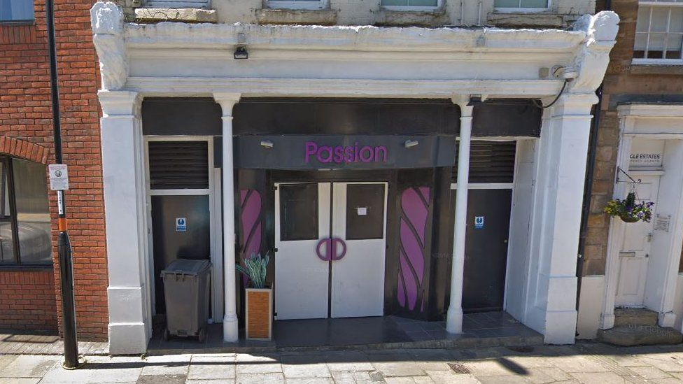 Passion nightclub, Northampton