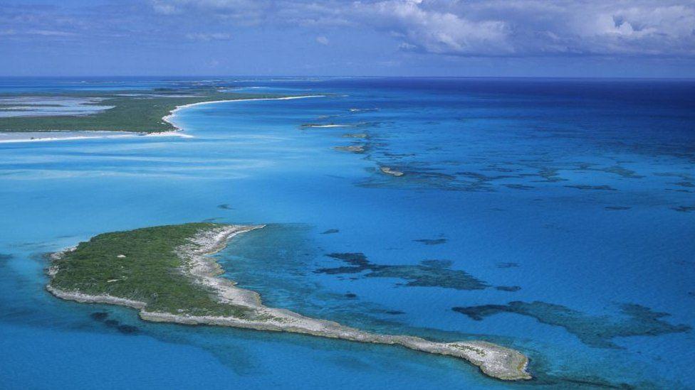 Great Exuma islands