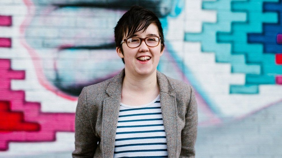 An image of Lyra McKee