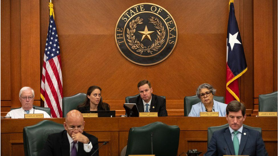 Texas lawmakers are holding hearings on CRT