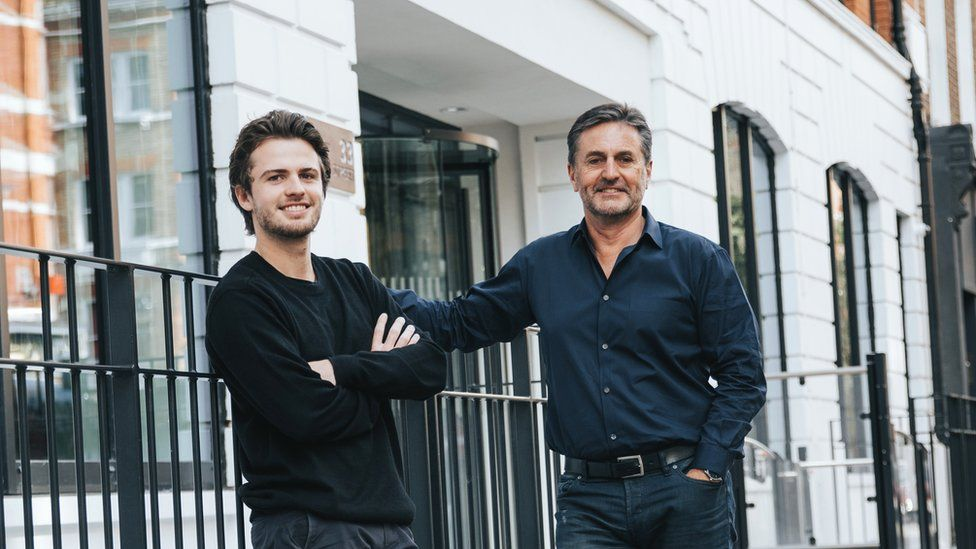 The two Laybuy co-founders, Gary Rohloff (Co-founder & MD) and his son Alex Rohloff
