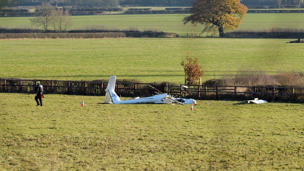 Lubenham crash