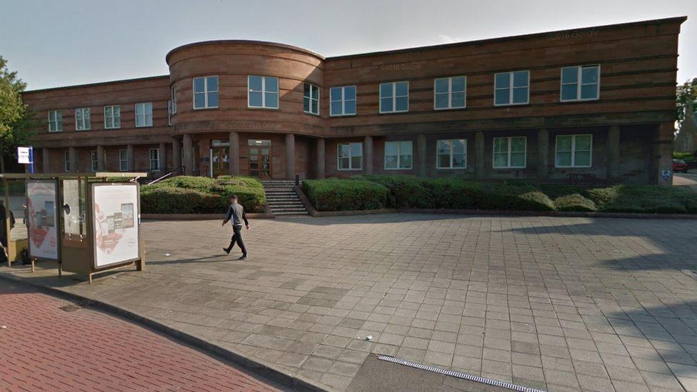 Falkirk Sheriff Court