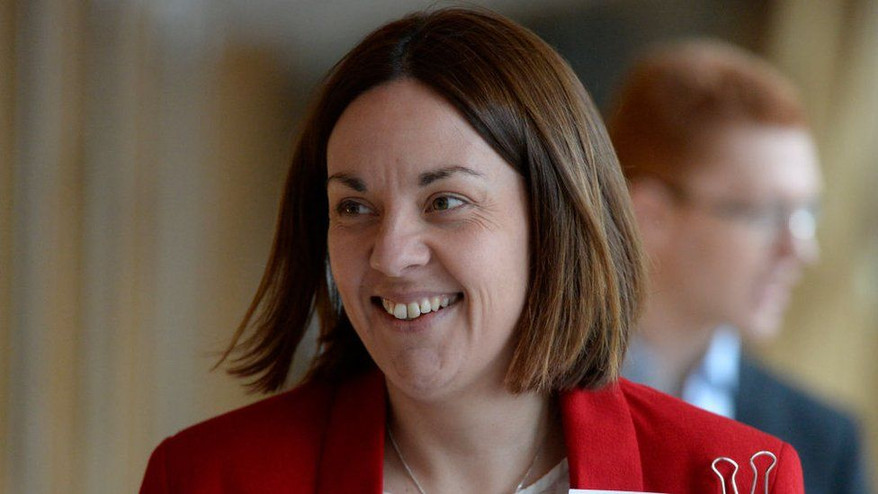 Kezia Dugdale quits Scottish Labour over Brexit