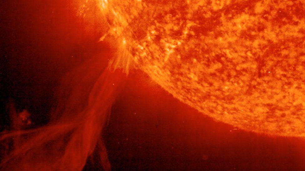 Tempestades solares, o fenômeno espacial que preocupa o governo Obama