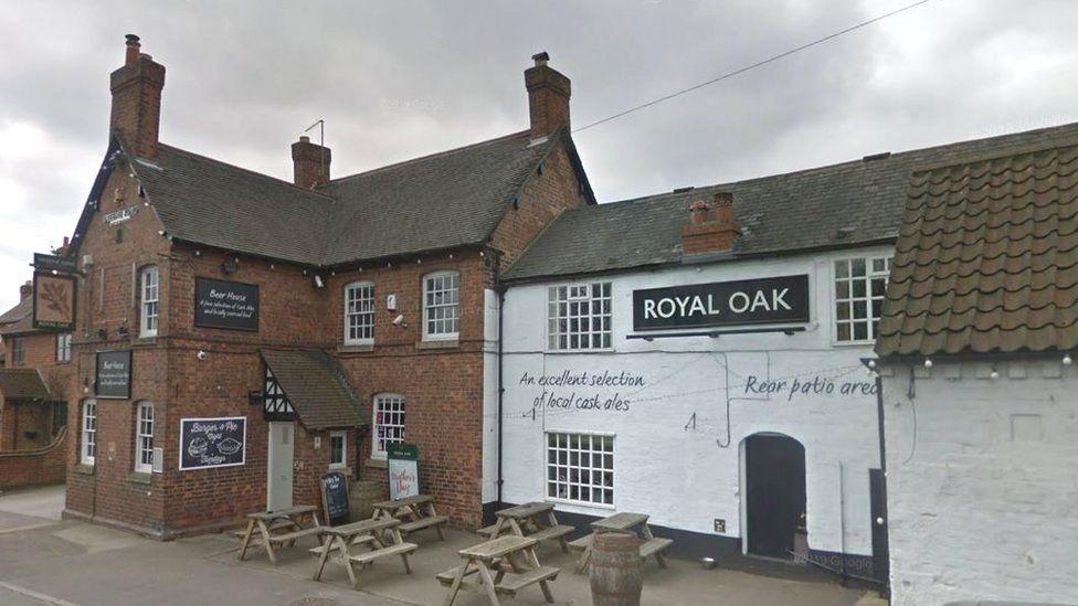 Royal Oak Watnall