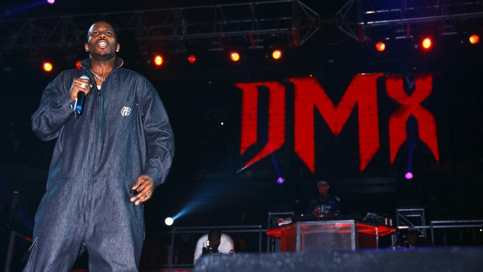 DMX on the Hard Knock Life Tour 1999