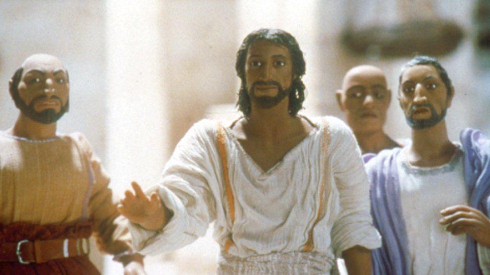 Iesu yn Gwr y Gwyrthiau