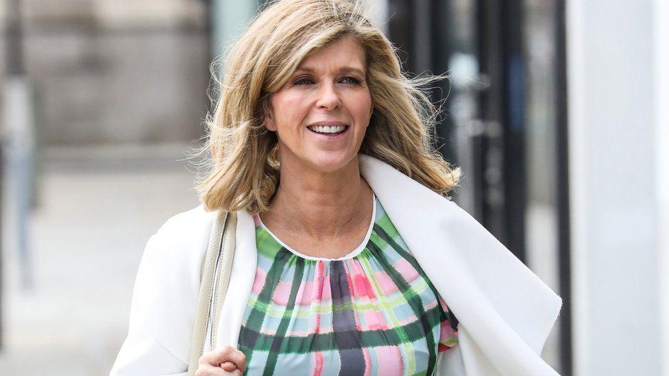 Kate Garraway is an ITV presenter