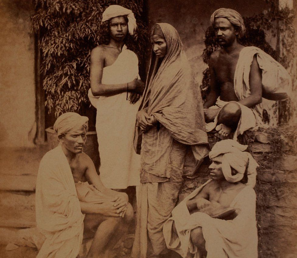Viewpoint How The British Reshaped India S Caste System Bbc News