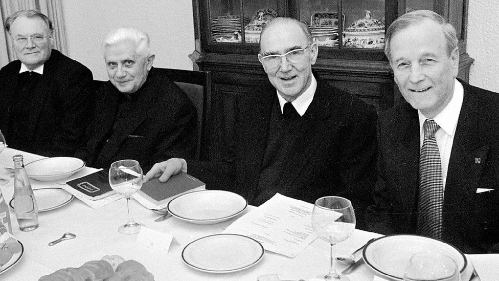 Spiecker and Ratzinger