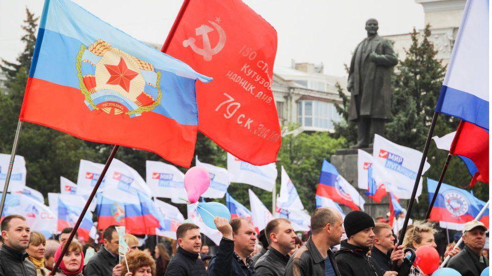 Lugansk 1 Mayıs