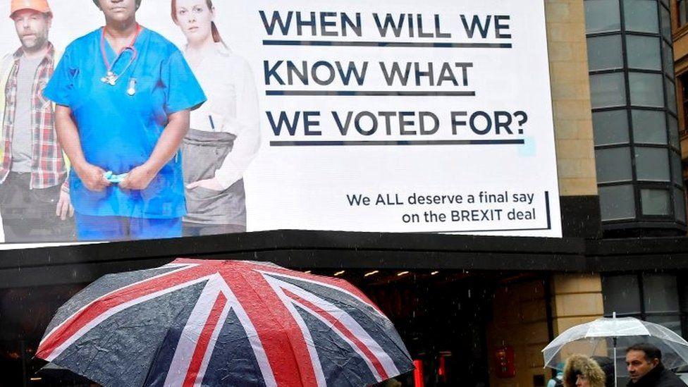 Best for Britain billboard
