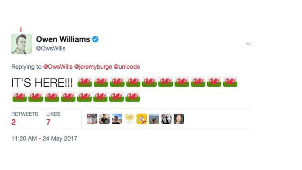 Owen Williams tweet