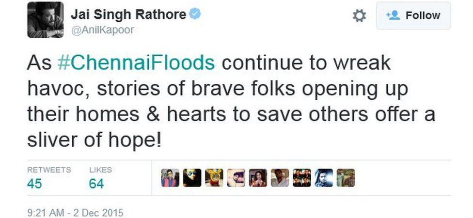As #ChennaiFloods continue to wreak havoc, stories of brave folks opening up their homes & hearts to save others offer a sliver of hope!