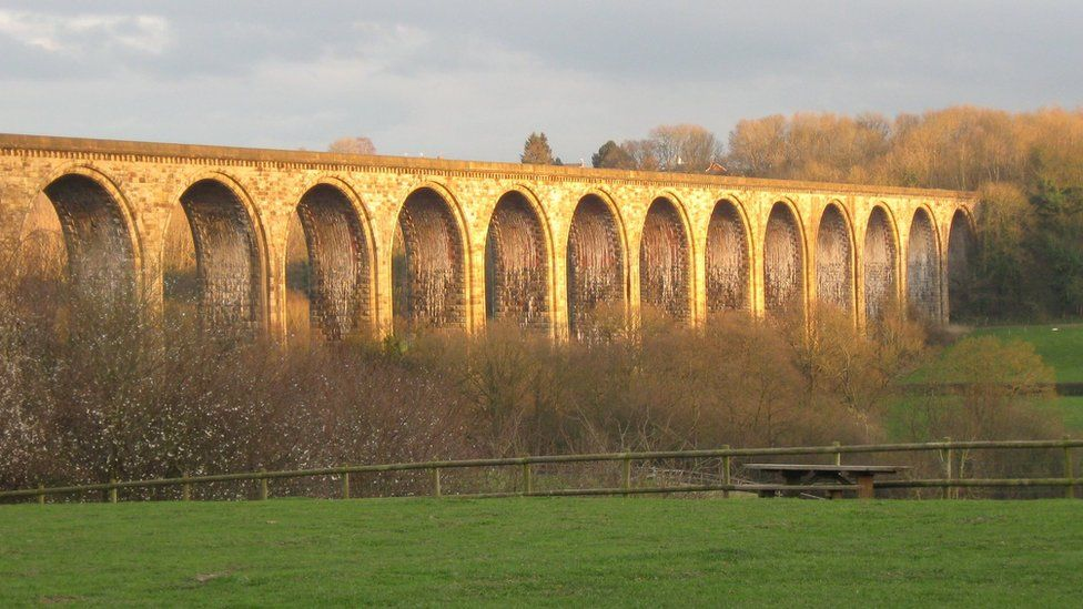 A picture of Ty Mawr Viaduct