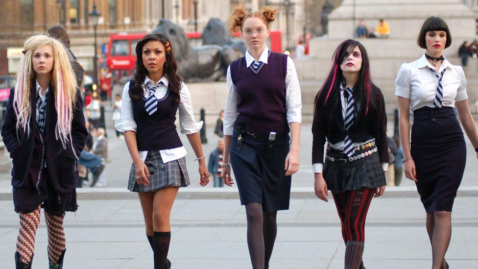 St Trinian's  films set in school