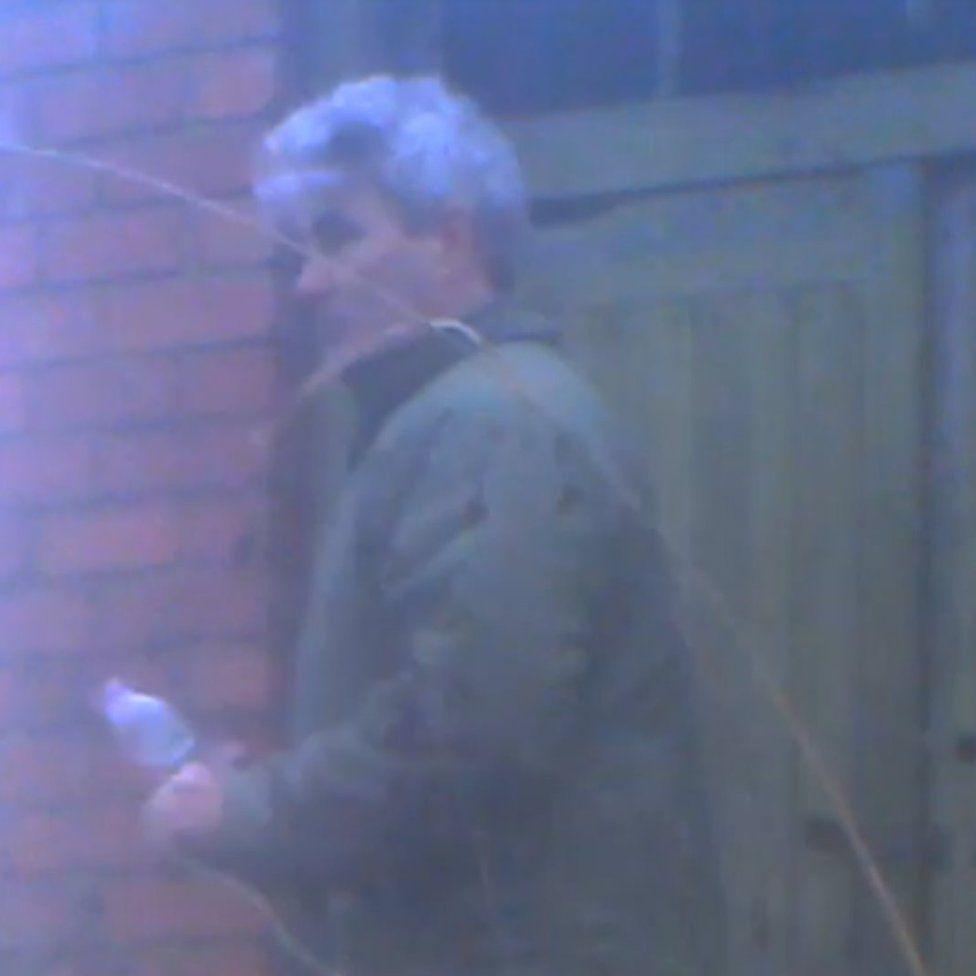 Nigel Smith on the hidden camera footage