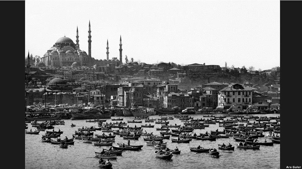 Ara Güler: 'Dünyanın foto muhabiri'(19 Ekim2018 )