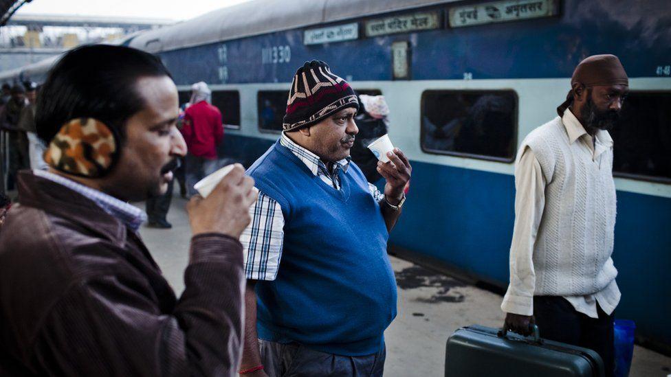 India tea drinkers