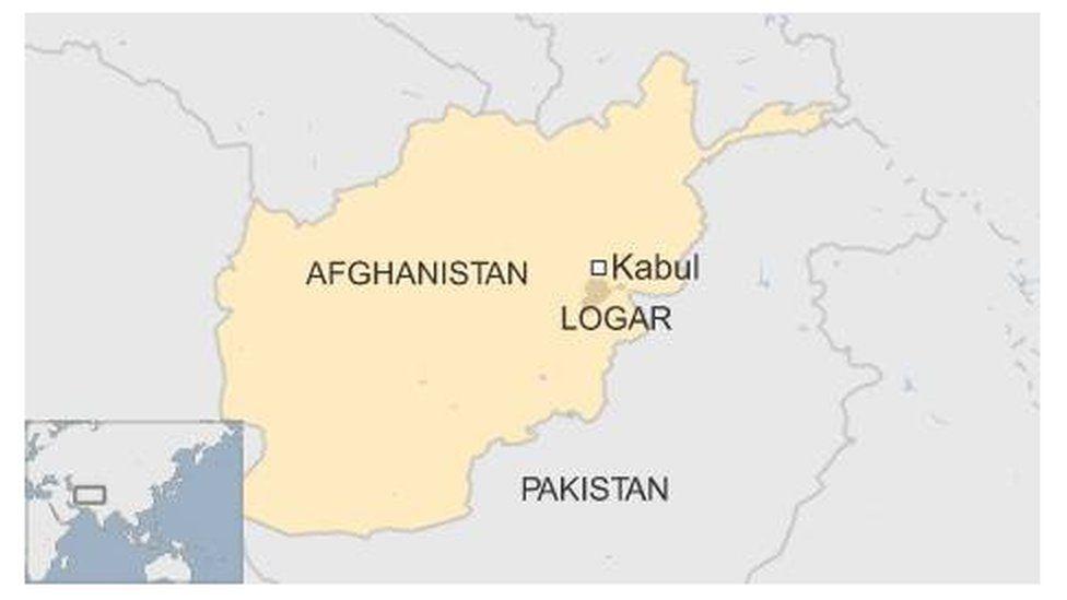 Logar province in Afghanistan