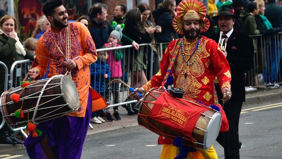 Birmingham St Patrick's Day Celebrations